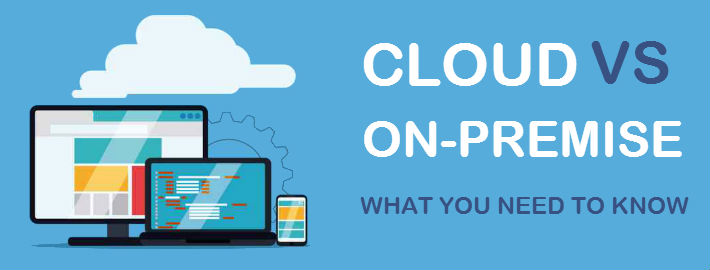 on premise vs Cloud ERP