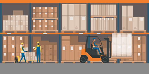 warehouse software solution