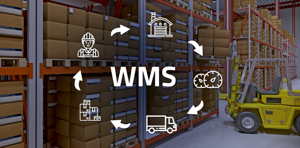 online warehouse system